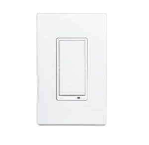 Dimmer and wall outlet