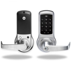 Yale Commercial door lock