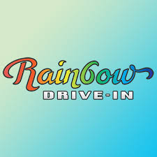 Rainbow Drive-In Logo